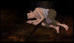 Suite à la mort de Setsuko que fait Seita ?