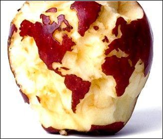 Le monde ne pense qu'à sa pomme ! Quelle est la capitale de la France (il tomba amoureux d'Hélène) ?