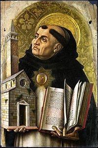 Quel religieux célèbre du treizième siècle affirmait que Dieu ne pouvait avoir que deux mains droites ?