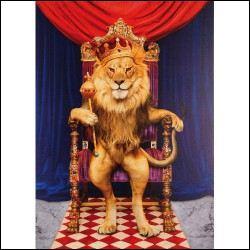 Il faut bien un dominant, n'est-ce pas, monsieur le roi ? Pourquoi y a-t-il des droitiers et des gauchers ? C'est parce que l'évolution a fait en sorte que l'Homme ait :