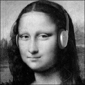 La peinture et la technologie ne font plus qu'un ! Pour qu'on ne puisse pas savoir ce qu'il écrivait le célèbre gaucher Léonard de Vinci écrivait sur ses carnets :