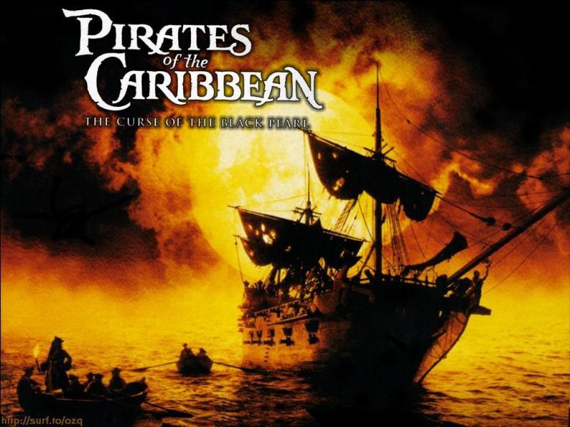 Quel est le nom du bateau de Jack Sparrow ?