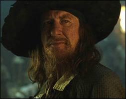 Comment s'appelle l'ennemi de Jack Sparrow ?