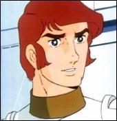 Comment s'appelle le robot humanoïde dans Capitaine Flam ?