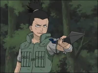 D'après Shikamaru, pendant son combat contre Tayuya, combien lui restait-il de kunaï ?