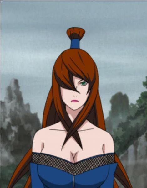 Que maîtrise Meï (Godaime Mizukage, cinquième Mizukage) ?