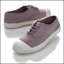 Comment se nomme cette marque de chaussures ?