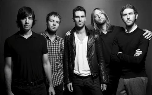 Quel est ce groupe de rock, composé de 5 membres ?