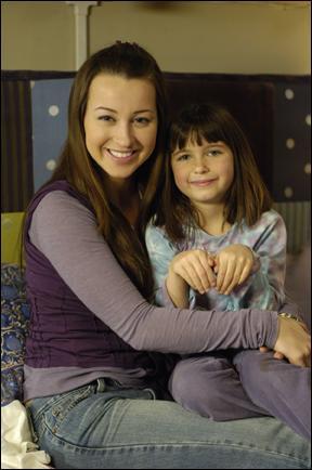 Qui est la demi-soeur de Casey ?
