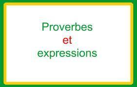 Les proverbes 1