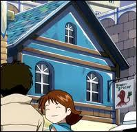Comment la boutique où Lucy a acheté la clé du Chiot Blanc s'appelle-t-elle ?