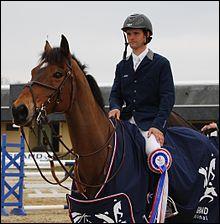 Nicolas Touzaint est champion de ?