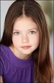 Comment s'appelle la fille d'Edward et Bella ?