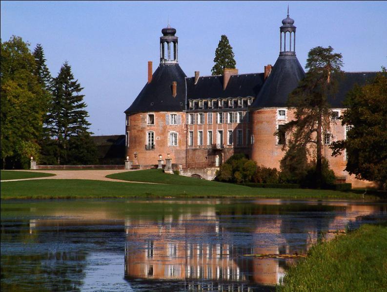 Comment s'appelle ce château de l'Yonne, rénové par une princesse frondeuse en exil, et évoqué par Jean d'Ormesson dans  Au plaisir de Dieu , où se déroule un somptueux  Son et Lumière  en été ?