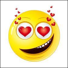 Quel sentiment inspire ce smiley ?