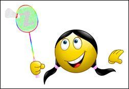 Ce smiley fait mon sport préféré ! Lequel ?