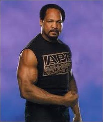Il a joué pour les Browns de Cleveland dans la NFL, il est une légende au temple de la renommée de la WWF/WWE, qui est ce lutteur ?