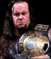 Il est le créateur des matchs suivant Casket match, les Buried Alive match ou encore les Hell in a Cell Matchs dus à son gimmick. Qui est ce lutteur ?
