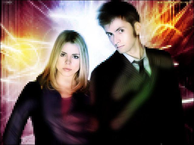 Le docteur est-il content de revoir Rose ?