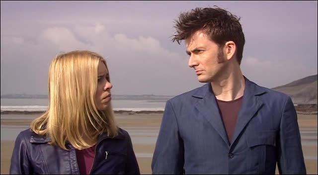 Le clone du docteur est né de...