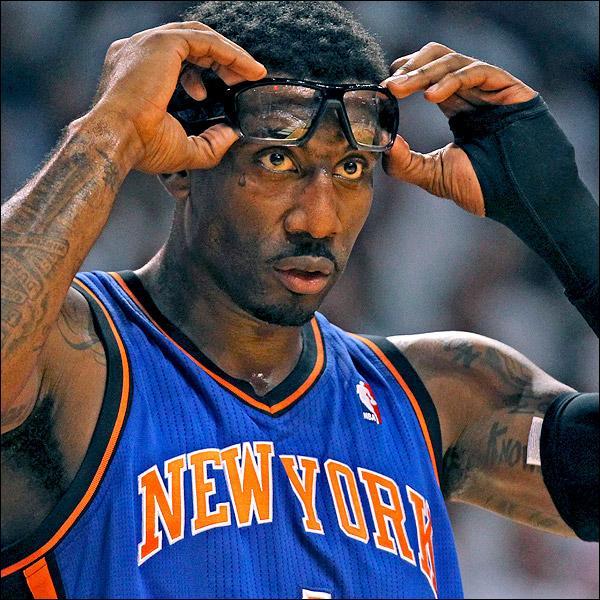 Qui est ce joueur des Knicks ?