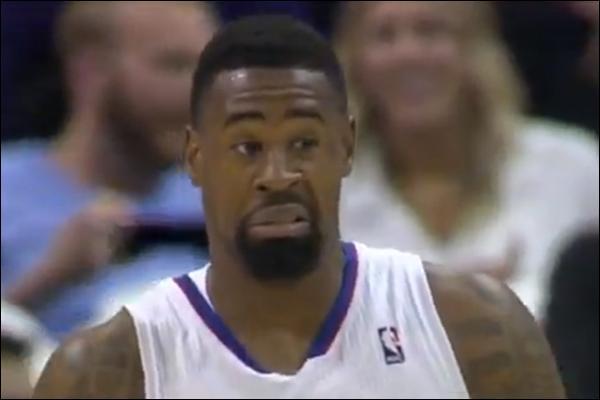 Qui est ce joueur des Clippers ?