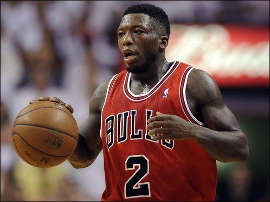 Qui est ce joueur des Bulls ?