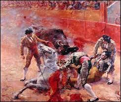 Cruels instants d'une corrida, ceux où le picador pique le taureau ... Quel instrument utilise-t-il ?