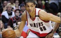 Qui est cet ailier des Trail Blazers de Portland (NBA) ?