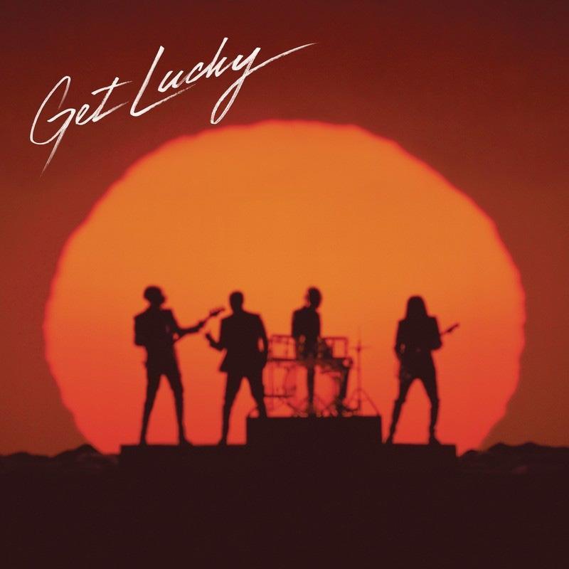 66- 'Get Lucky' - Daft Punk