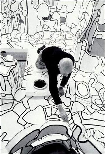 Qui est cet artiste peintre ?