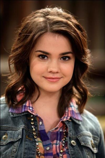 Qui est cette actrice qui joue Mack ?