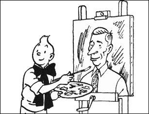 Hommage à l'auteur : comment s'appelait vraiment Hergé ?