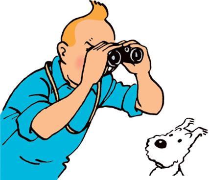 La première fois dans Tintin