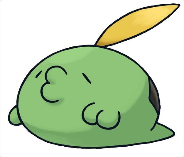 Quel est le type de Pokémon de Gloupti ?