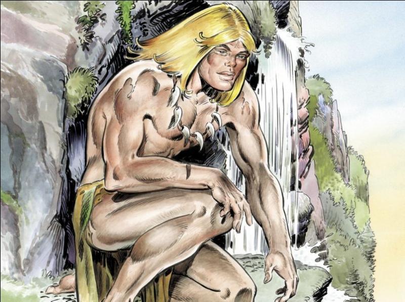 Rahan est également surnommé  Le fils des âges farouches  !