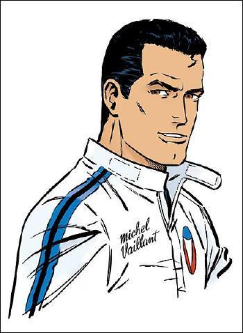 Le personnage de Michel Vaillant, créé en 1957 par Jean Graton, a réellement existé !