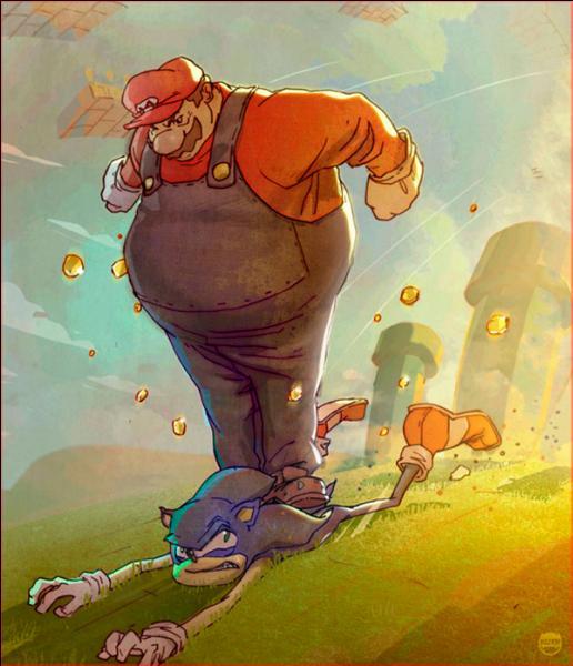 Mario Bros n'est pas seulement un jeu, Mario et Luigi existent également en bande dessinée !