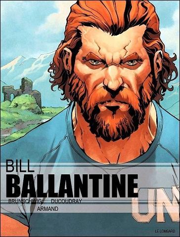 Si vous connaissez Bill Ballantine, compagnon de Bob Morane, vous connaissez sûrement sa marque de Whisky préférée !
