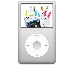 En quelle année fut lancée le premier iPod ?