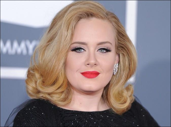 Quel est le titre du premier album de la jeune chanteuse Adele ?