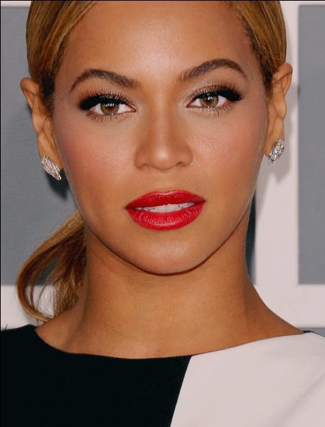 Parmi les chansons suivantes, une seule est interprétée par la chanteuse Beyoncé. Laquelle ?