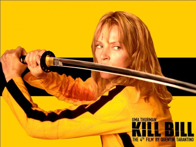 Kill Bill  : qui a réalisé ce film paru en deux volets au cinéma en 2003 et 2004 ?