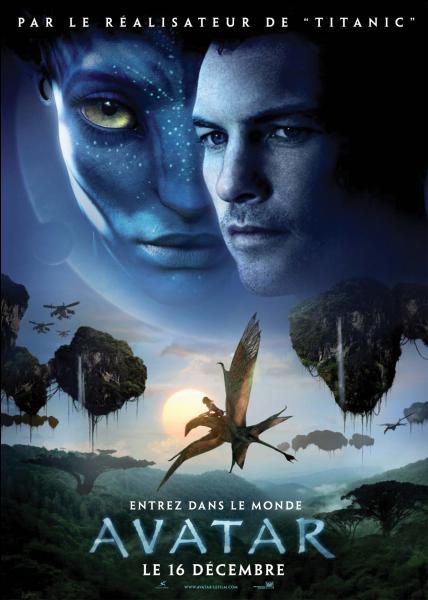 Avatar  : sorti en 2009. Qui a réalisé ce film, l'un des premiers à utiliser la technique du relief 3D ?
