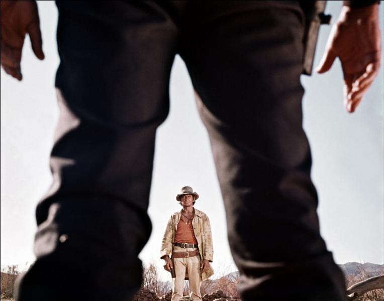 Il était une fois dans l'Ouest  : sorti en 1968 ce film est sûrement le  western spaghetti  le plus célèbre, mais qui l'a réalisé ?