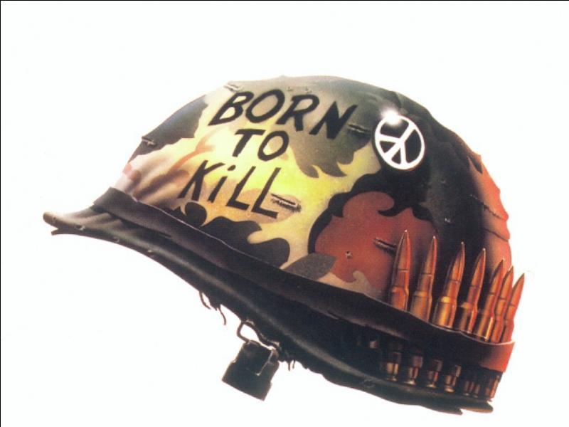 Full metal jacket  : sorti en 1987, ce film met en scène de jeunes soldats lors de la guerre du Viêt Nam, Qui l'a réalisé ?