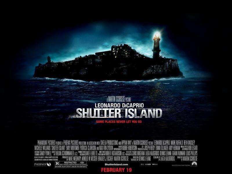 Shutter Island  : sorti en 2010. Qui a réalisé ce film adapté du roman du même nom ?