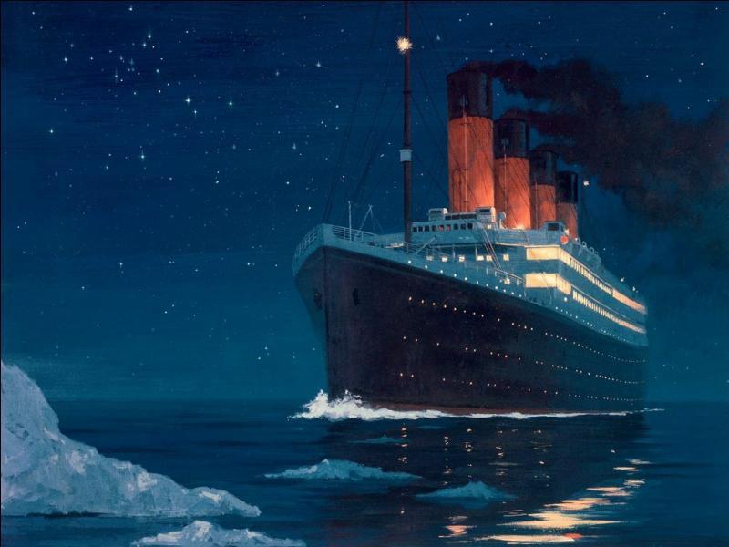 Titanic : qui a réalisé ce film mythique sorti en 1997 ?