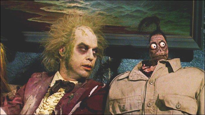 Beetlejuice : sorti en 1988. Qui a réalisé ce film qui s'apparente à une parodie de film d'horreur ?