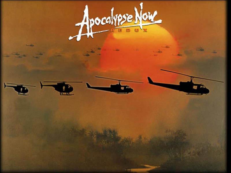 Apocalypse Now : sorti en 1979, ce film se déroule durant la guerre du Viêt Nam. Qui l'a réalisé ?
